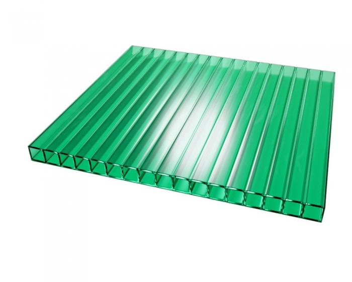 теплица зеленая линия