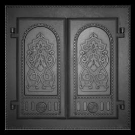 """ДК-6 Дверка каминная """"Горница"""""""