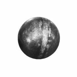 Шар стальной пустотелый 60 мм